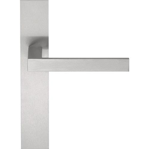 LSQIIP236 stainless steel lever handle on plate