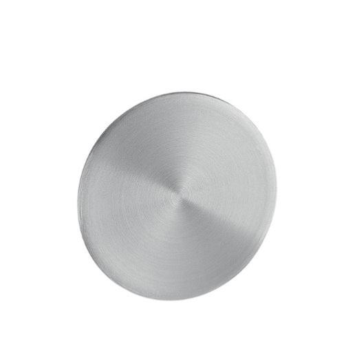 ARKITUR Less is More Round Blank Keyhole Cover