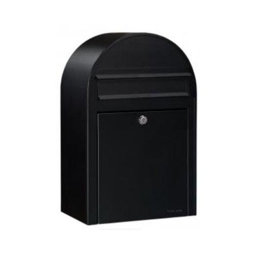 Bobi black mail post box/stand