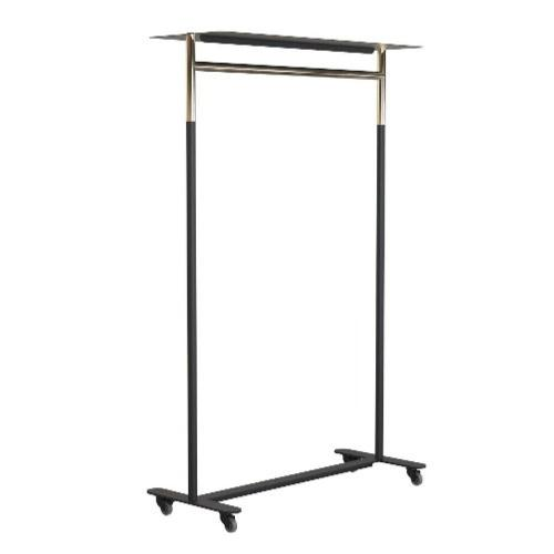 FROST Bukto Gold Clothes Stand 6010 with Castors