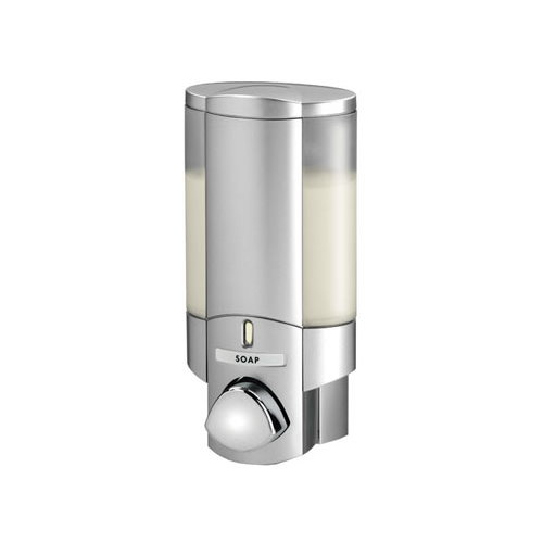 AVIVA Satin Single Non-Locking Soap Shampoo Lotion Dispenser