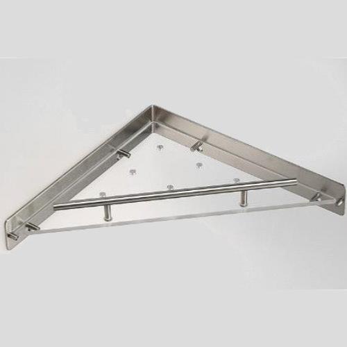 Cool Line Stainless Steel Corner Shelf
