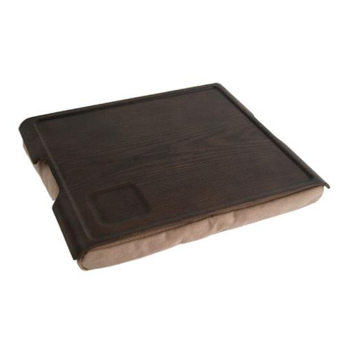 Bosign dark wood designer lap tray
