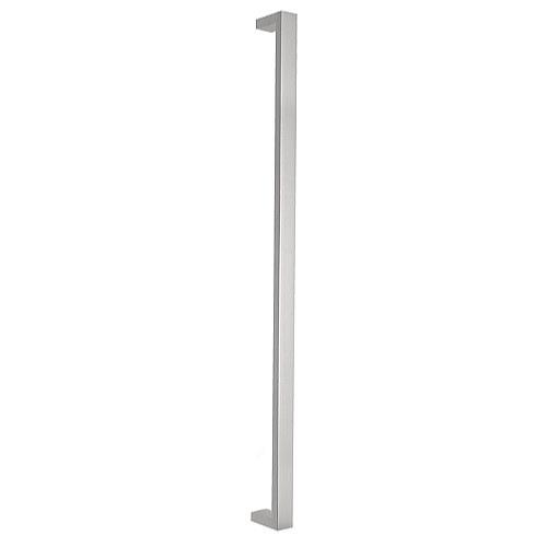 LSQ1055 brushed stainless steel square pull handle