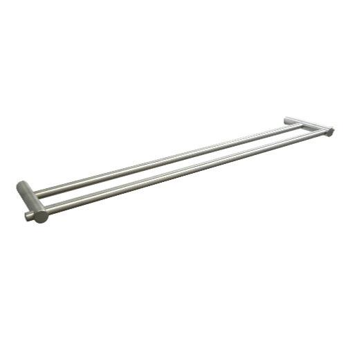 Sabon stainless steel double towel rail
